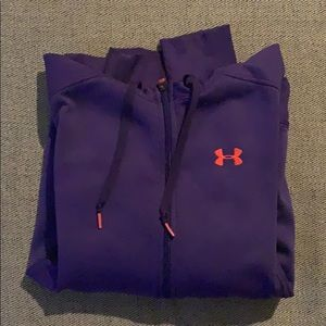Women's Under Armour Zip Up